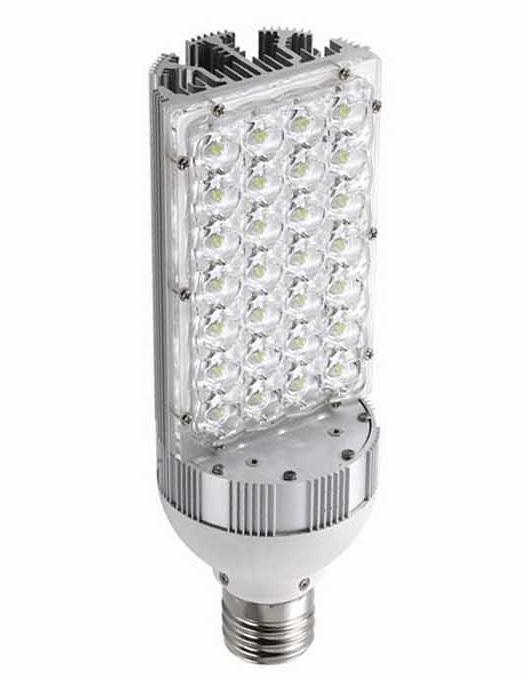 Светодиодная уличная лампа е40 60w